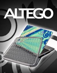 Altego Clear Laptop Sleeve
