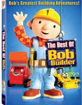 Best of Bob The Builder DVD