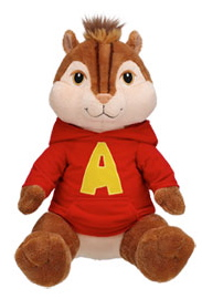 Build-A-Bear Alvin and The Chipmunks