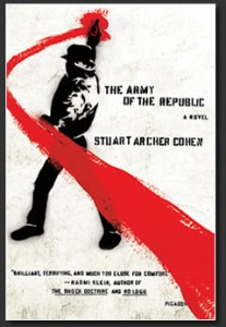 Army of the Republic Novel