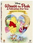 Winnie The Pooh Valentine DVD