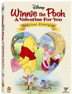 Winnie The Pooh – A Valentine For You