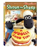 Shaun The Sheep Woolly Good Time DVD US