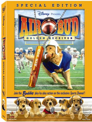 Air Bud Golden Receiver Special Edition