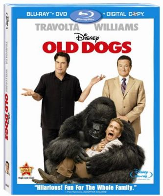 Review – Old Dogs DVD