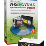 Giveaway – Honestech VHS to DVD 4.0 Deluxe for Windows – Ends 5/8/10