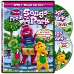 Giveaway – Barney: Songs From The Park DVD & Music CD Set – Ends 6/14/10
