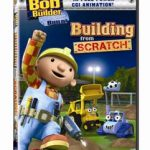 Giveaway – Bob The Builder DVD – Building From Scratch – Ends 6/10/10