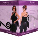 Giveaway – Bra Barrettes Conceal and Reveal Kit – Ends 7/5/10