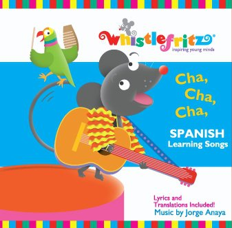 Giveaway – Whistlefritz Cha Cha Cha CD – 2 Winners – Ends 7/26/10