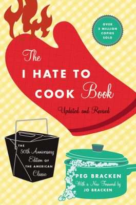 Giveaway – The I Hate to Cook Book 50th Anniversary Edition – 2 Winners – Ends 7/26/10