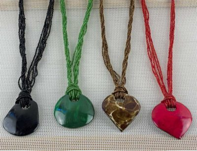Giveaway – HandCrafting Justice – Fair Trade Furahi Pendant Necklace – Ends 7/25/10