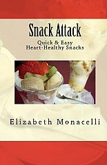 Giveaway – Snack Attack by Elizabeth Monacelli – 3 Winners – Ends 7/25/10