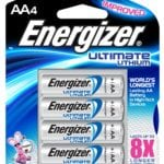 Giveaway – Energizer Ultimate Lithium Batteries – Ends 9/13/10