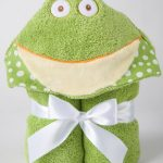 Giveaway – Douglas Cuddle Toy Green Frog Towel – Ends 9/7/10