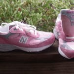 Giveaway – New Balance Lace Up for the Cure Shoes – Ends 10/19/10