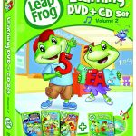 Giveaway – LeapFrog Learning Set – 3 DVDs & 1 CD – Ends 12/20/10
