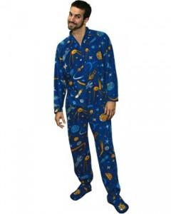 Adult Footed Pajamas. Pajama City has footie pajamas for men and women!