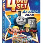 Giveaway – HIT Entertainment Action Pack 4 DVD Set – Ends 2/7/11