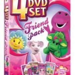 Giveaway – HIT Entertainment Friend Pack 4 DVD Set – Ends 2/9/11