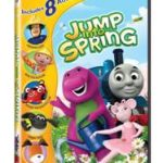 Giveaway – HIT Favorites Jump Into Spring DVD – 2 Winners – Ends 2/17/11