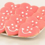 Giveaway – Heart Shaped Smiley Cookies – Ends 1/25/11