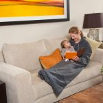 Giveaway – The Swilt – Sweater & Blanket All-In-One – Ends 2/13/11