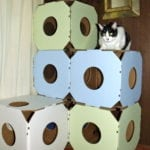 Giveaway – Catty Stacks Cat House System – Ends 2/21/11