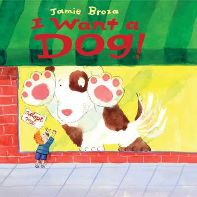 Giveaway – Jamie Broza's I Want A Dog CD – Ends 3/14/11