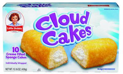 Giveaway – Little Debbie Cloud Cakes – Ends 3/1/11