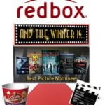 Giveaway – Redbox $200 Oscar Viewing Party – Movies, Popcorn + More – Ends 2/26/11