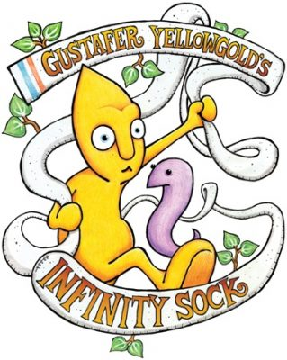 Giveaway – Gustafer Yellowgold's Infinity Sock Limited Edition Poster – Ends 3/1/11