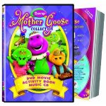 Giveaway – Barney Mother Goose Collection DVD, CD & Book – 2 Winners – Ends 3/23/11