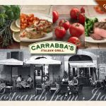 Giveaway – Carrabba's Italian Grill $25 Gift Cards – 4 Winners – Ends 3/25/11