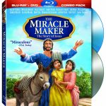 Giveaway – Miracle Maker Blu-ray DVD Combo – 2 Winners – Ends 3/21/11