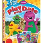 Giveaway – Barney PlayDate Pack 3-DVD Set – Ends 4/6/11