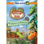 Review – Dinosaur Train Pteranodon Family World Tour Adventure