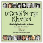 Giveaway – Legends in the Kitchen Celebrity Cookbook – 3 Winners – Ends 3/15/11