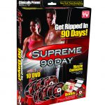 Giveaway – Supreme 90 Day 10 DVD Set – 3 Winners – Ends 6/12/11