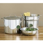 Giveaway – Cuisinart Cookware Set & Anthony's Pasta ARV $160- Ends 7/7/11