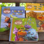 Review – Dinosaur Train Books