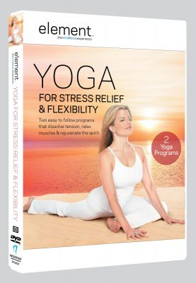 Giveaway – Set of 2 Yoga DVDs – 3 Winners – Ends 7/10/11