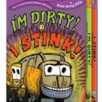 Giveaway – Scholastic I'm Dirty! & I Stink! DVD Set – Ends 7/4/11