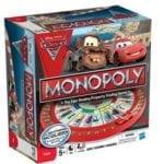 Monopoly Disney Pixar Cars 2 Edition Board Game