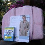 Giveaway – Brookstone Robe & Box of AZO PMS – Ends 7/17/11