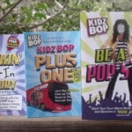 Giveaway – Set of 3 Kidz Bop Books – Ends 9/4/11