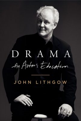 Giveaway – Drama by John Lithgow – 3 Winners – Ends 9/27/11