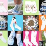 Giveaway – Sockprints Custom Socks – Ends 9/10/11