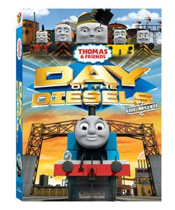 Thomas & Friends: Day of the Diesels DVD