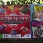 Monopoly Electronic Banking Edition Game